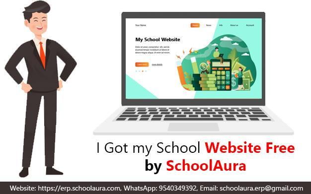 Best School Management Software | Free Demo